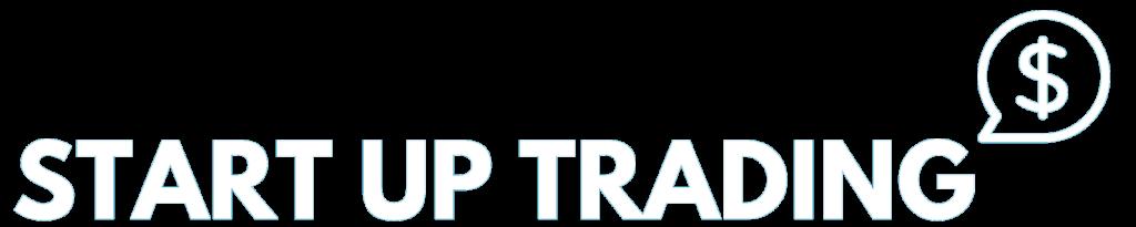 Start up trading header logo transparent